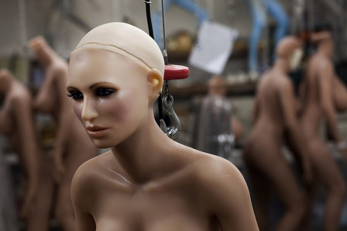 2 biblical and scientific answers about robofilia, sex dolls and sex with robots.